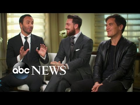 Tom Ford, Michael Shannon and Aaron Taylor-Johnson Talk 'Nocturnal Animals'