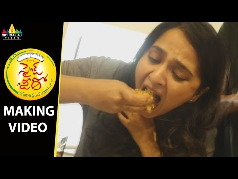 Size Zero Movie Making Video | Anushka Shetty | Arya | Sri Balaji Video