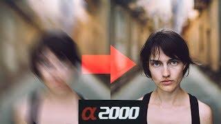 Stabilne filmy z aparatu!  (Feiyutech A2000)