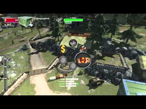 Toy Soldiers War Chest |