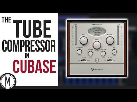 CUBASE – THE TUBE COMPRESSOR – Plugin Friday