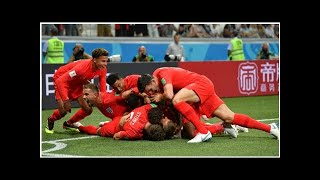 Kane's heroics help England escape with opening win over Tunisia | CBC Sports
