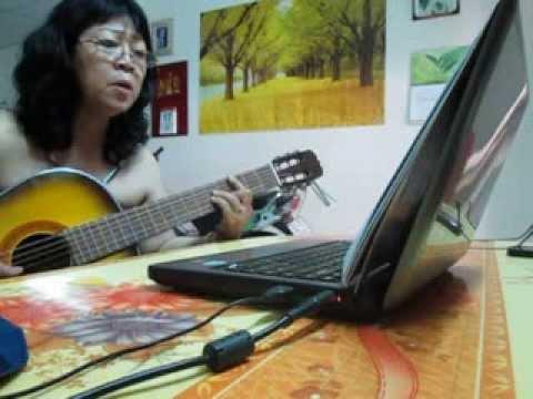 Mộng Lê hát Đêm chợ phiên mùa đông nhạc của Lê Uyên và Phương