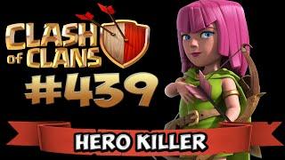 CLASH OF CLANS #439 [FACECAM] ★ HERO KILLER ★ Let's Play COC ★ German Deutsch HD