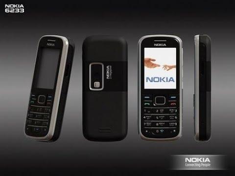 Nokia 6233 2005.years