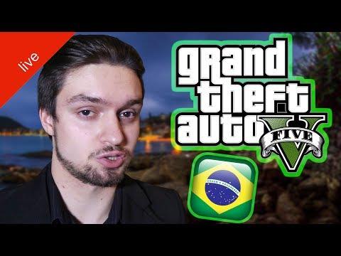 Grand Theft Auto V!   BRASILIANISCHE MYTHEN UND CO.!   [Mods] [Livestream] thumbnail
