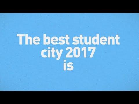 QS Best student city 2017