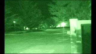 Alien Sighting Grass Valley California 07/16/2010 - UFO