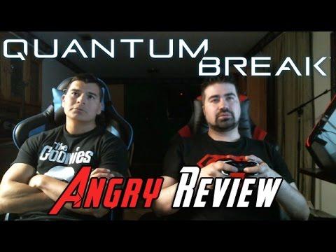 Quantum Break Angry Review