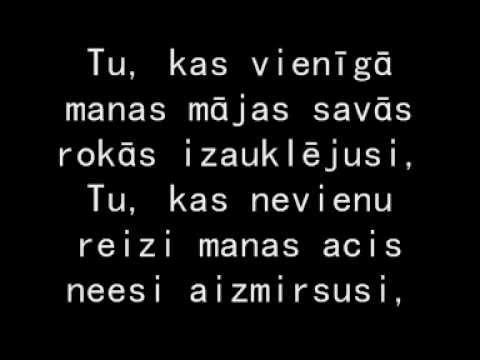 Tu esi Latvija
