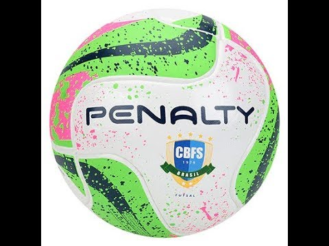 Bola Futsal Penalty Max 200 7 Termotec CBFS - YouTube 31663c5fe30ea