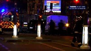"""Attaque du Bataclan: """"deux fous ont tiré sur tout le monde"""" témoigne Yasmine"""