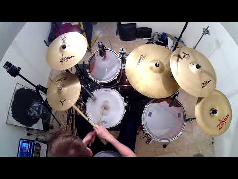 Guns N' Roses - You Could Be Mine (Drum Cover)