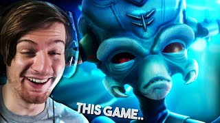 THIS ALIEN GAME IS COMPLETELY OUTRAGEOUS (& hilarious) - Destroy All Humans!