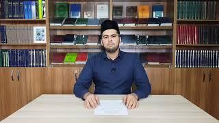 Hz. Muhammed'in (sas) güzel bir duası