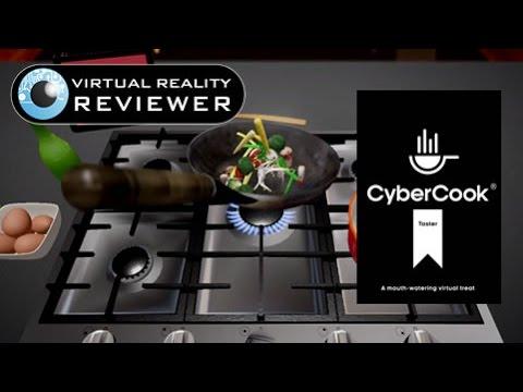 CyberCook Taster Gear VR Demo