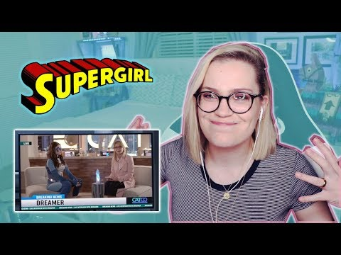 are supergirl and mon el dating