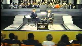 When Mr Mandela took on AmeriKKKa propaganda: Nelson Mandela destroys Ted Koppel  Part 2