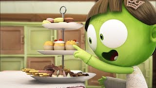 Spookiz | Zizzi's Tea Party | 스푸키즈 | Funny Cartoon | Kids Cartoons | Videos for Kids