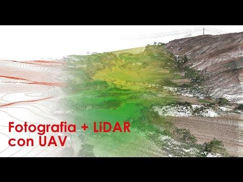 GeoSpatial - LiDAR y Fotografía con UAV