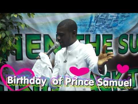 Prince Samuel Birthday 2014