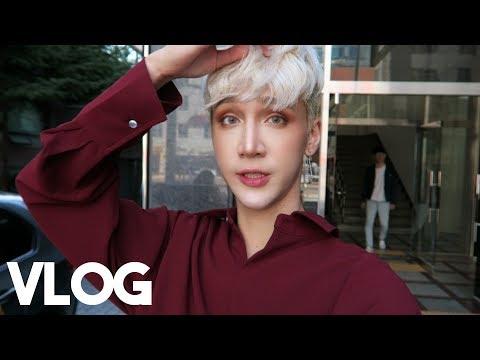 Going to Seoul Fashion Week~ (this was late lol) || Vlog - Edward Avila