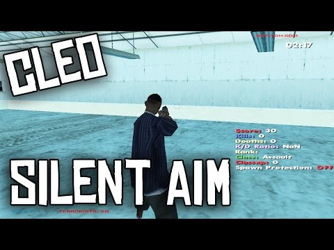 download silent aimbot samp 0.3 7