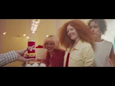 Coca cola Vanilla - рекламный ролик
