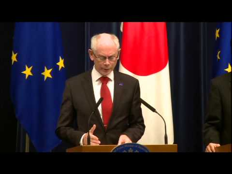 EU-Japan Summit 2013