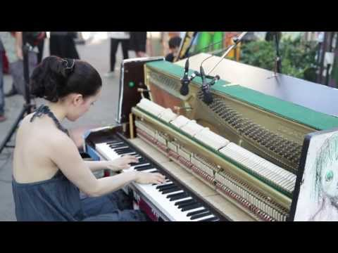 Lydie Solomon / Play Me I'm Yours