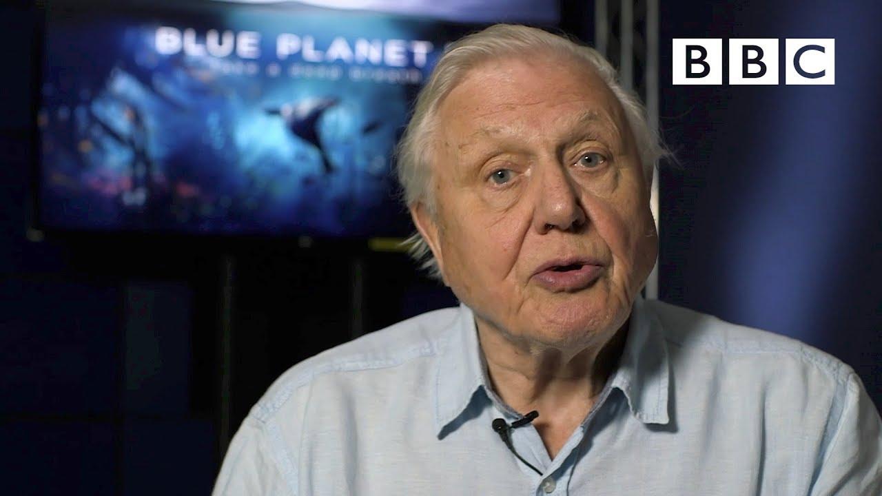 Sir David Attenborough's plastic message - BBC