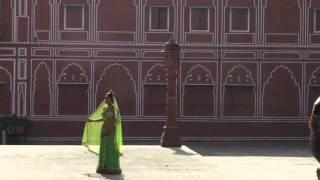 Kranthi Veera Sangolli Rayanna film shooting in Jaipur palace