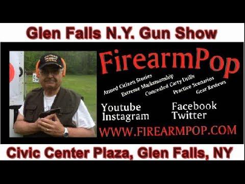 Glen Falls Gun Show, Nov.11 & 12, 2017 by FirearmPop