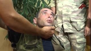 Esir alınan ermeni askeri