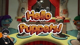 murderous vr puppets | Hello Puppets!