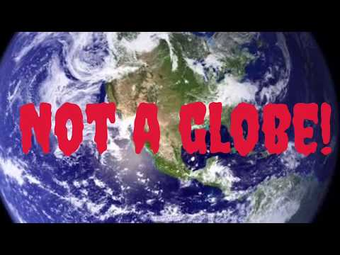 (Flat Earth) The #1 Globe Killer - Rest In Peace Spinning Ball Earth [MIRROR] thumbnail