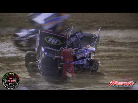 May 14, 2016 - Placerville Speedway - Point Race #5 - 360 Sprint Highlights