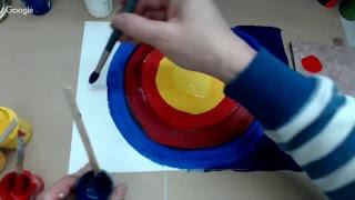Рисуем солнышко. Уроки Зинаиды Голубевой для самых маленьких художников