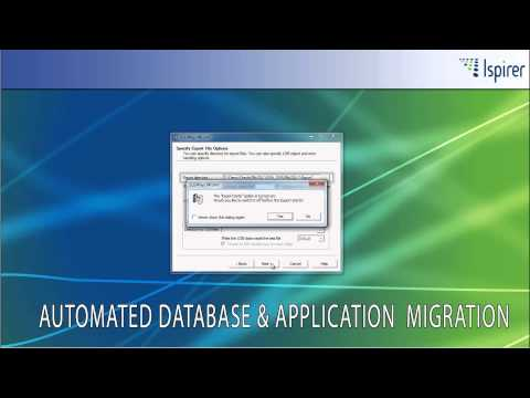 Oracle to MySQL Database Migration Demo