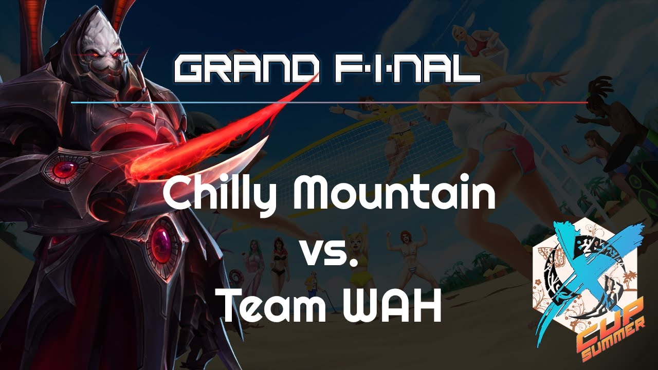 Grand Final: WAH vs. Chilly Mountain - Heroes of the Storm Tournament