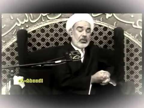 ALaboodi حب الإمام علي عليه السلام- المرحوم الشيخ علي الشجاعي