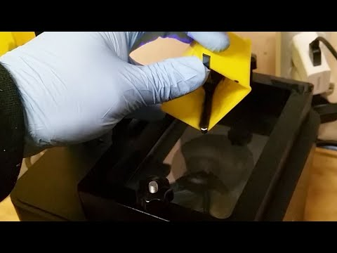 Graphene in The WANHAO D7