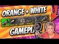 CRAZY GRANDMA: LIFE STORY! (Pixel Gun 3D Orange/White Weapon Gameplay)