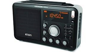 Радиоприёмник  Eton Grundig Edition Field550 обзор отзыв