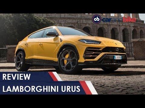 Lamborghini Urus Super Suv Review Driven On Road Off Road And On