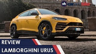 Lamborghini Urus Super SUV Review: Driven On Road, Off Road And On Track
