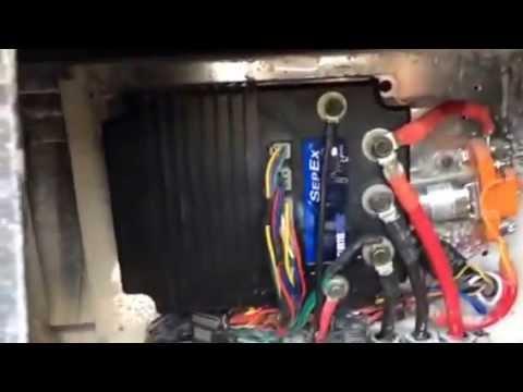 Club car electrical system - YouTube
