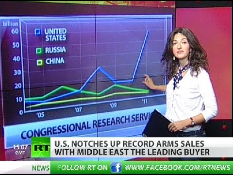 US arms sales spike to record levels, Gulf leading buyer