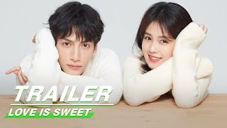 Official Trailer: Love is Sweet | 半是蜜糖半是伤 | iQIYI