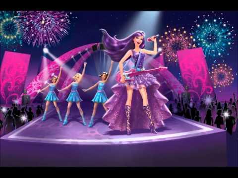 barbie a princesa e a pop star - sim podemos voar - youtube